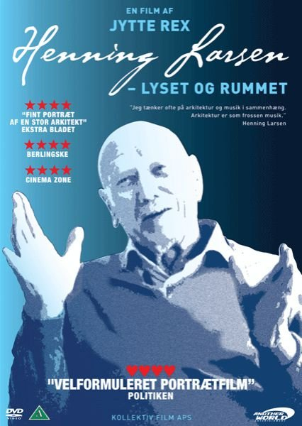 Image of   Henning Larsen - Lyset Og Rummet - DVD - Film