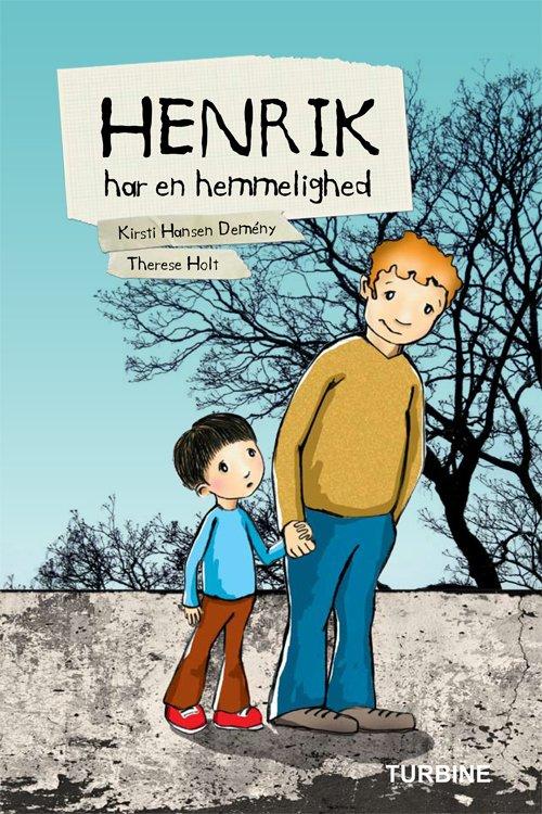 Image of   Henrik Har En Hemmelighed - Kirsti Hansen Demén - Cd Lydbog