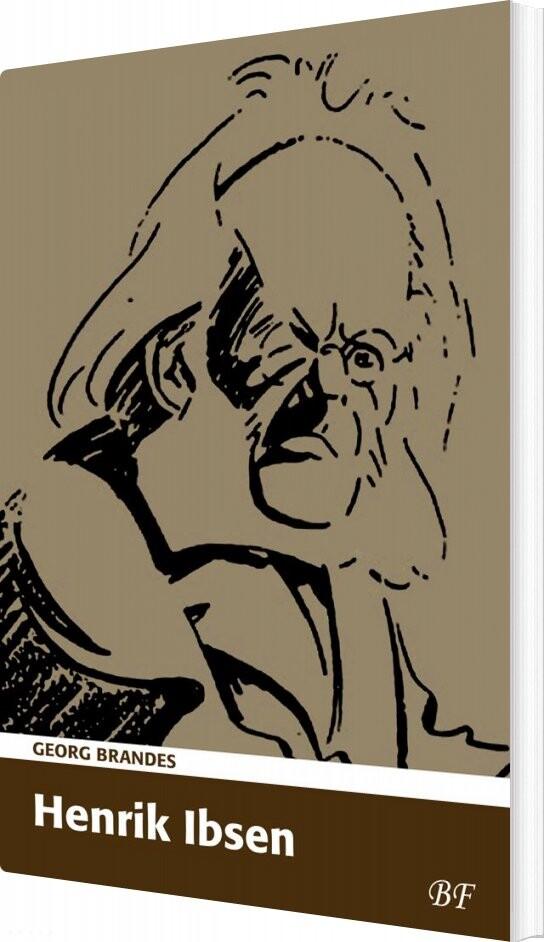 Image of   Henrik Ibsen - Georg Brandes - Bog