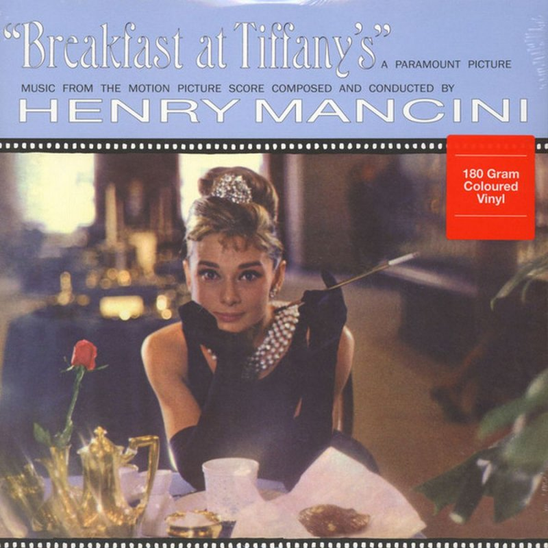 Image of   Henry Mancini - Breakfast At Tiffanys - Music From The Motion Picture Score - Vinyl / LP