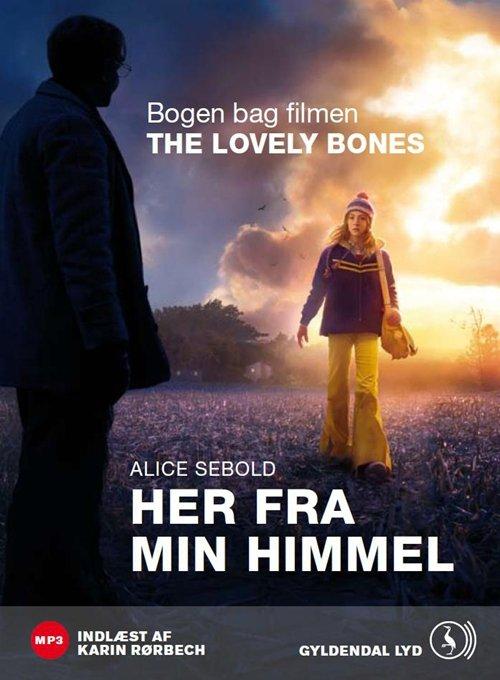 Image of   Her Fra Min Himmel - Alice Sebold - Cd Lydbog