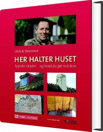 Image of   Her Halter Huset - Ulrik A. Hovmand - Bog