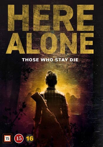 Image of   Here Alone - DVD - Film