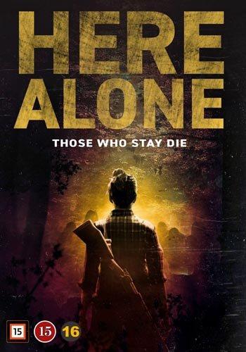 Billede af Here Alone - DVD - Film