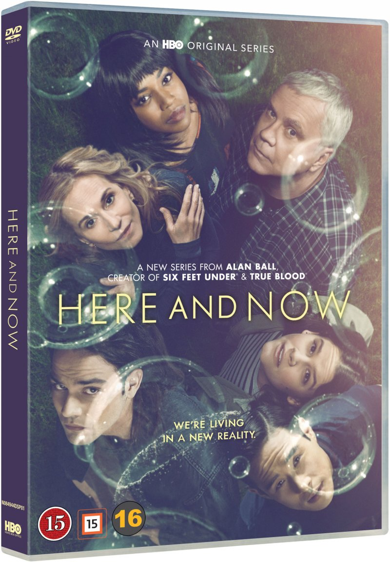 Here And Now - Sæson 1 - Hbo - DVD - Tv-serie