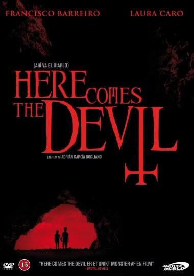 Image of   Here Comes The Devil / Ahi Va El Diablo - DVD - Film