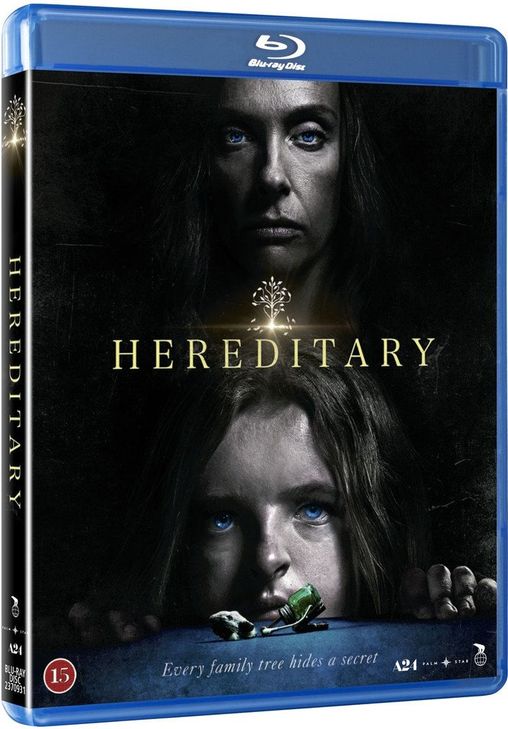 Image of   Hereditary / Ondskabens Hus - 2018 - Blu-Ray