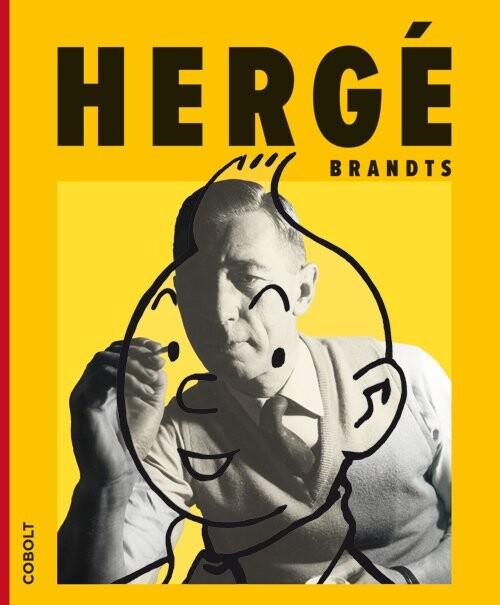 Billede af Hergé - Brandts (udstillingskatalog) - Tegneserie