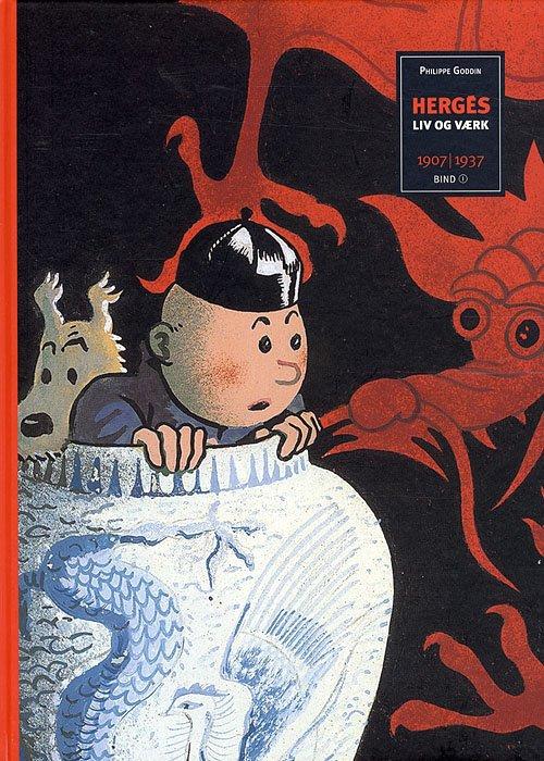 Image of   Hergés Liv Og Værk 1: 1907-1937 - Philippe Goddin - Tegneserie