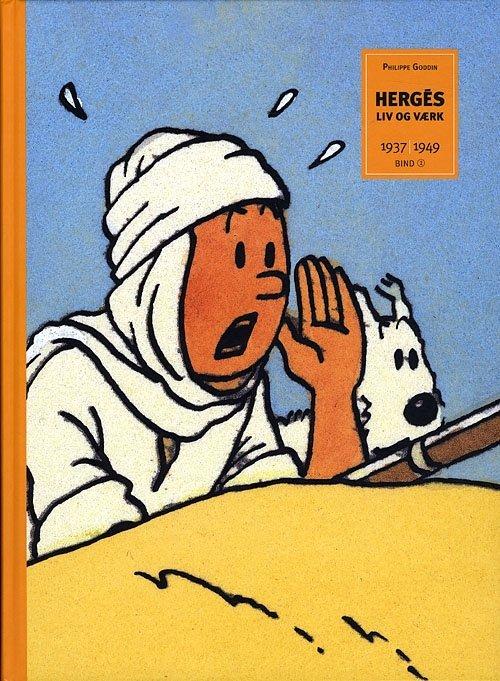Image of   Hergés Liv Og Værk 2: 1937-1949 - Philippe Goddin - Tegneserie