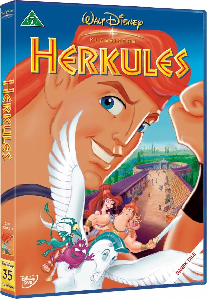 Billede af Hercules - Disney - DVD - Film