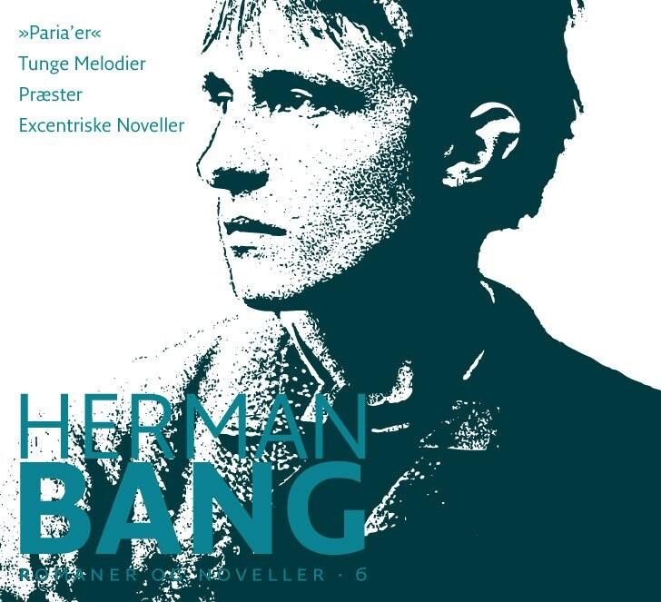 Image of   Herman Bang: Noveller 6-10 - Herman Bang - Bog