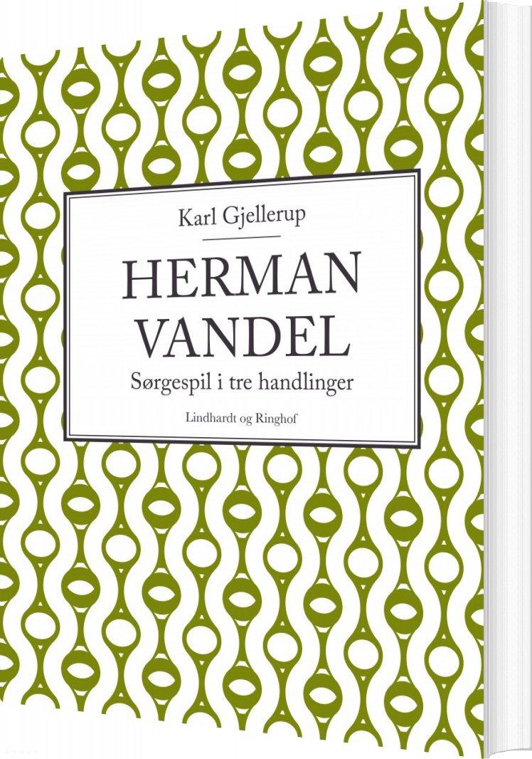 Image of   Herman Vandel - Karl Gjellerup - Bog