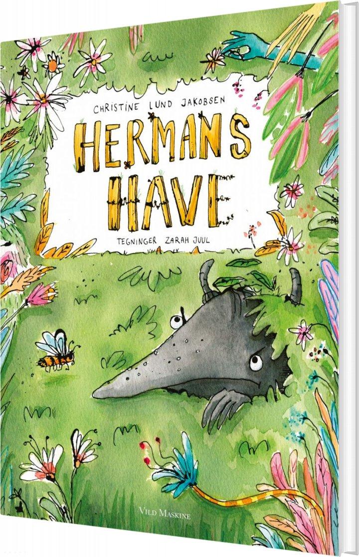 Hermans Have - Christine Lund Jakobsen - Bog