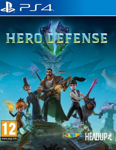 Image of   Hero Defense - PS4