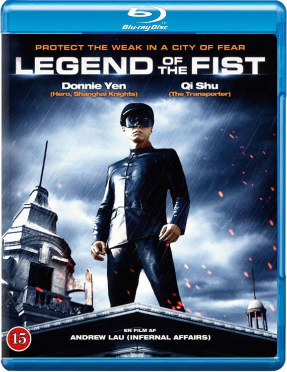 Legend Of The Fist - Blu-Ray