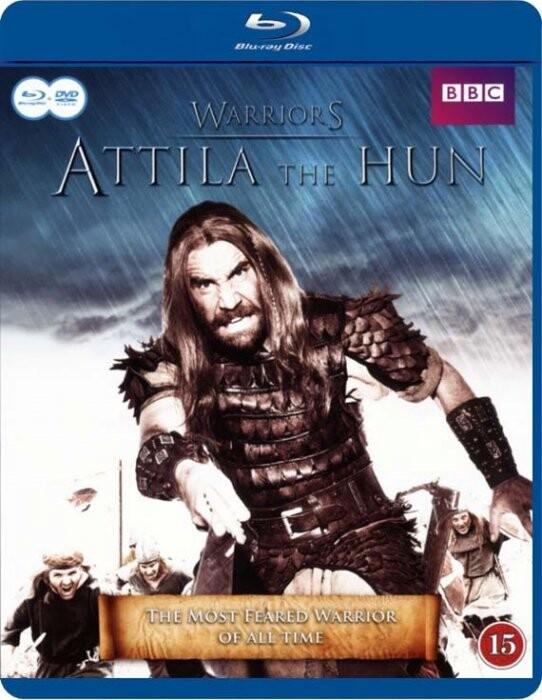 Image of   Attila The Hun (blu-ray + Dvd) - Blu-Ray