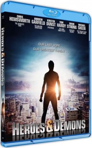 Image of   Heroes And Demons - Blu-Ray