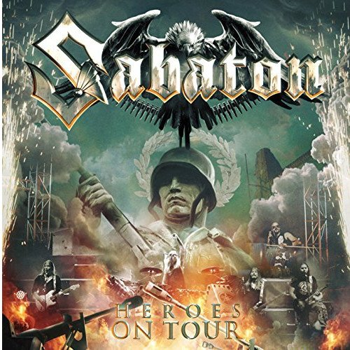 Sabaton - Heroes On Tour - Vinyl / LP