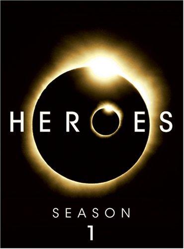 Image of   Heroes - Sæson 1 Episode 12-20 - DVD - Tv-serie