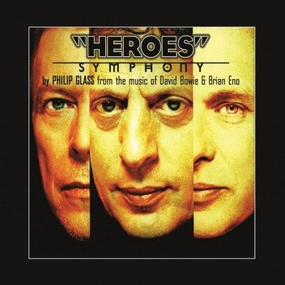 Image of   Philip Glass - Heroes Symphony - Vinyl / LP