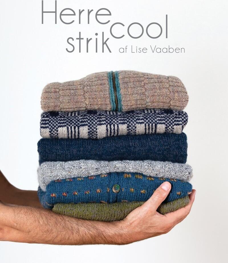 Image of   Herre Cool Strik - Lise Vaaben - Bog