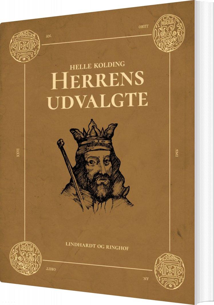 Image of   Herrens Udvalgte - Helle Kolding - Bog