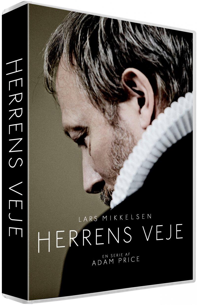 Herrens Veje - Sæson 1 - Dr - DVD - Tv-serie