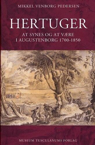 Hertuger - Mikkel Venborg Pedersen - Bog