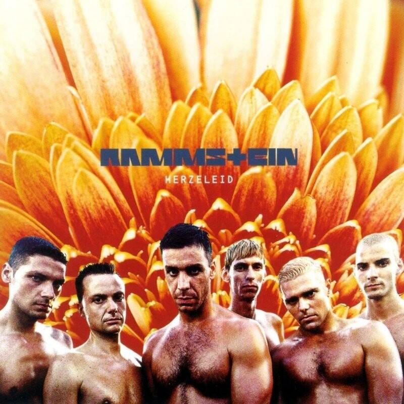 Rammstein - Herzeleid - Vinyl / LP