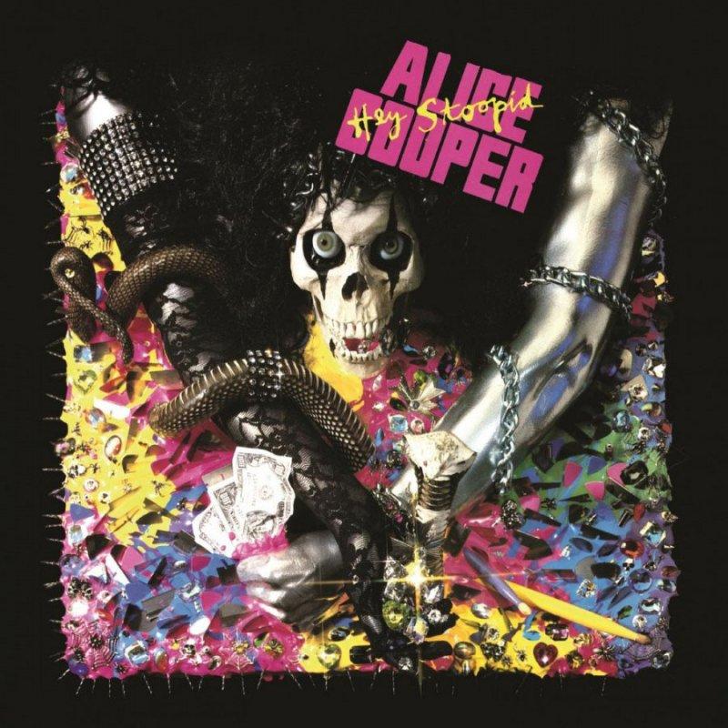 Image of   Alice Cooper - Alice Cooper - Hey Stoopid - Lp / Vinyl - Vinyl / LP