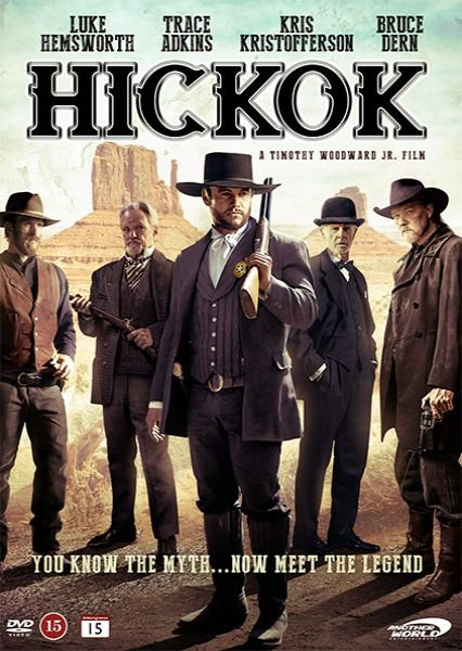 Hickok - DVD - Film