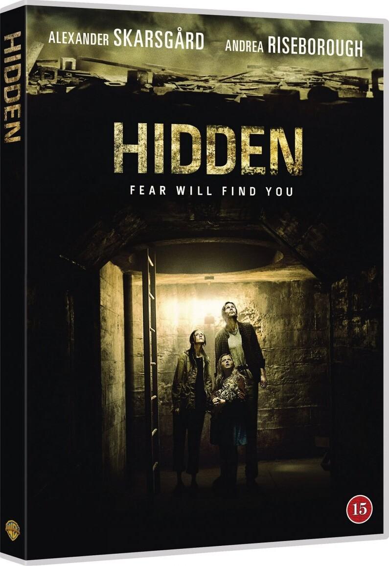 Image of   Hidden - DVD - Film