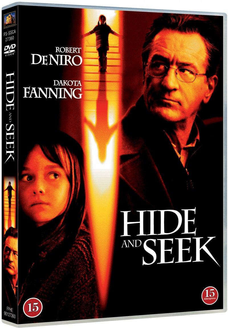 Billede af Hide And Seek - DVD - Film