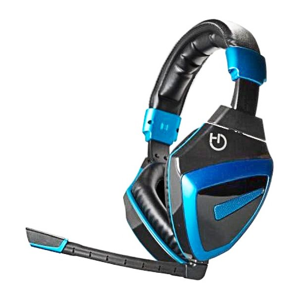 Image of   Hiditec Hdt1 Gaming Headset Med Mikrofon Til Pc Xbox One Og Ps4