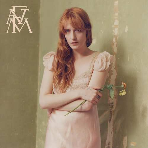 Image of   Florence + The Machine - High As Hope - CD