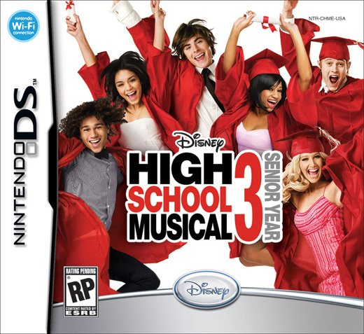 High School Musical 3: Senior Year - Nintendo DS