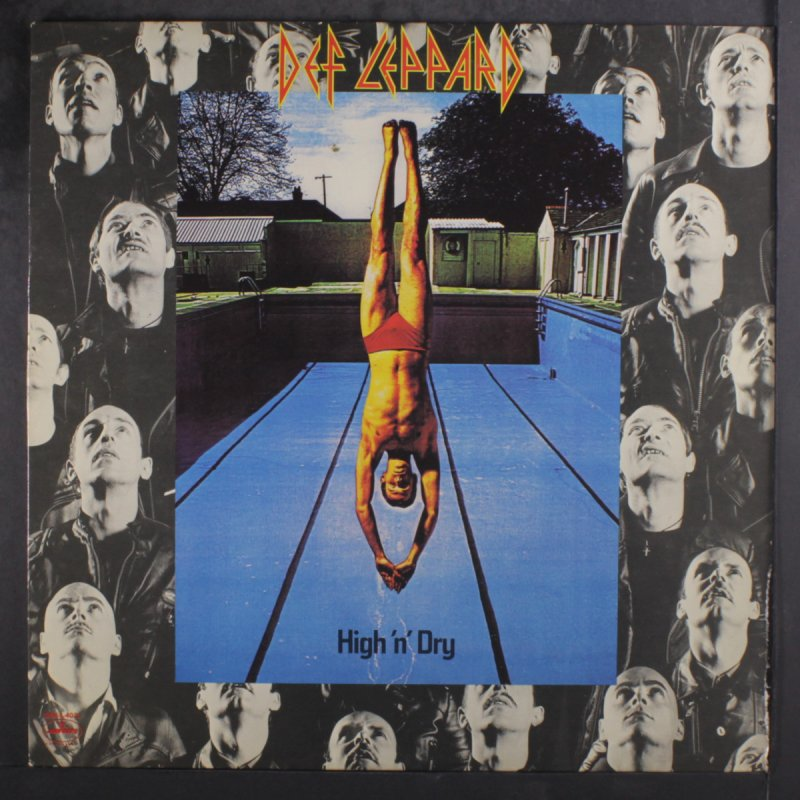 Image of   Def Leppard - High 'n' Dry - CD