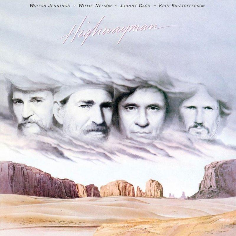 The Highwaymen - Highwayman - Vinyl / LP