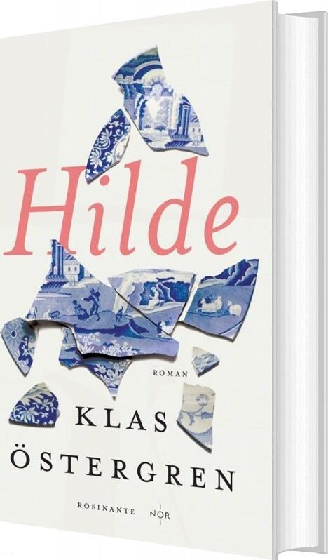 Hilde - Klas östergren - Bog