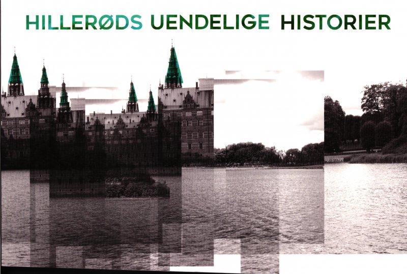 Image of   Hillerøds Uendelige Historier - Anders Greis - Bog