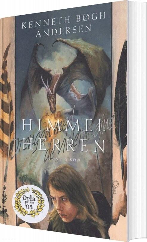Image of   Himmelherren - Kenneth Bøgh Andersen - Bog