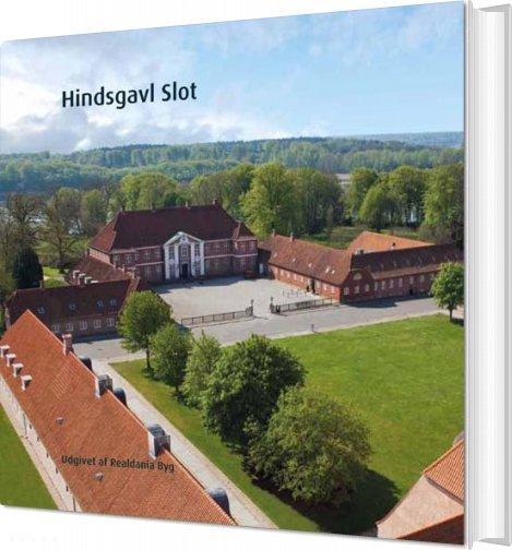 Billede af Hindsgavl Slot - Jørgen Thomsen - Bog