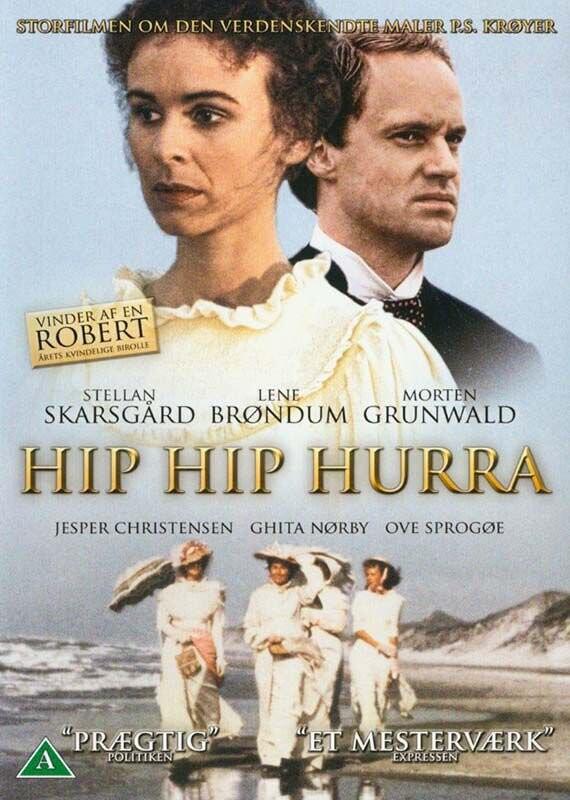 Billede af Hip Hip Hurra - P.s. Krøyer - DVD - Film