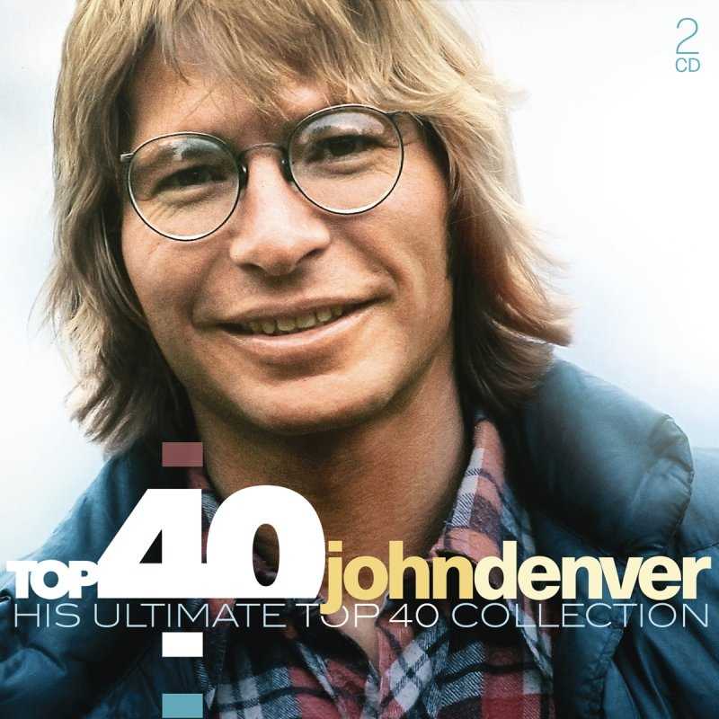 John Denver The Ultimate Collection: His Ultimate Top 40 Collection CD → Køb CDen