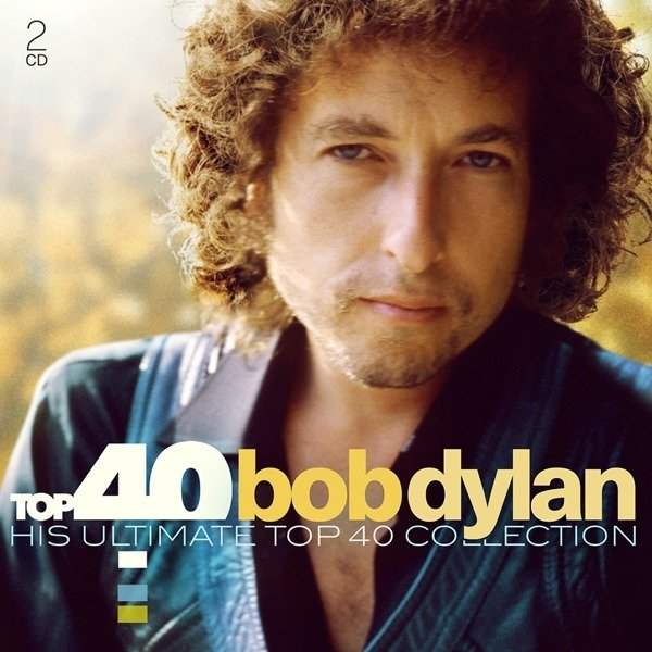 Image of   Bob Dylan - His Ultimate Top 40 Collection - CD