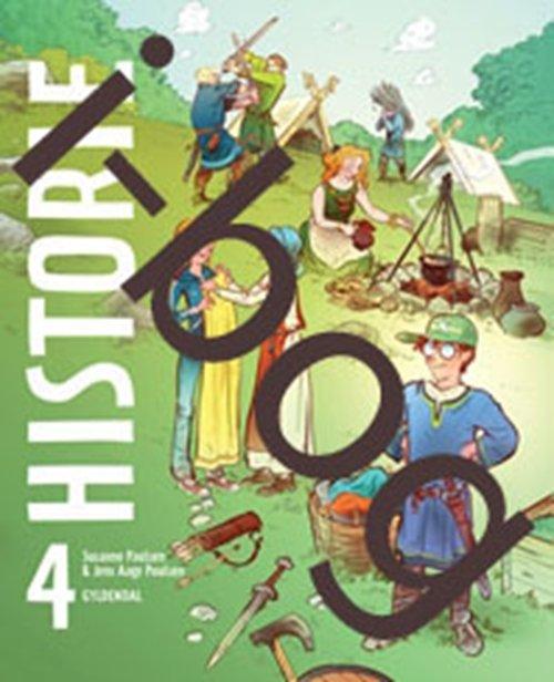 Image of   Historie 4. I-bog - Susanne Paulsen - Bog