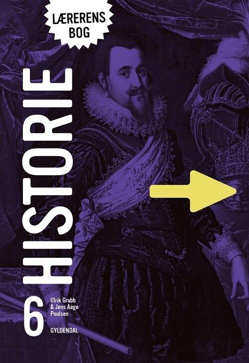 Image of   Historie 6 - Jens Aage Poulsen - Bog