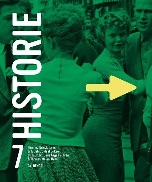 Image of   Historie 7 - Thomas Meloni Rønn - Bog