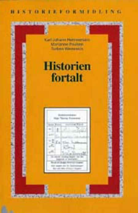 Image of   Historien Fortalt - Marianne Poulsen - Bog